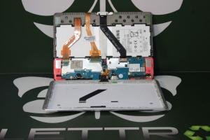 Samsung Galaxy tab Schermo rotto Cambio batteria o Porta usb