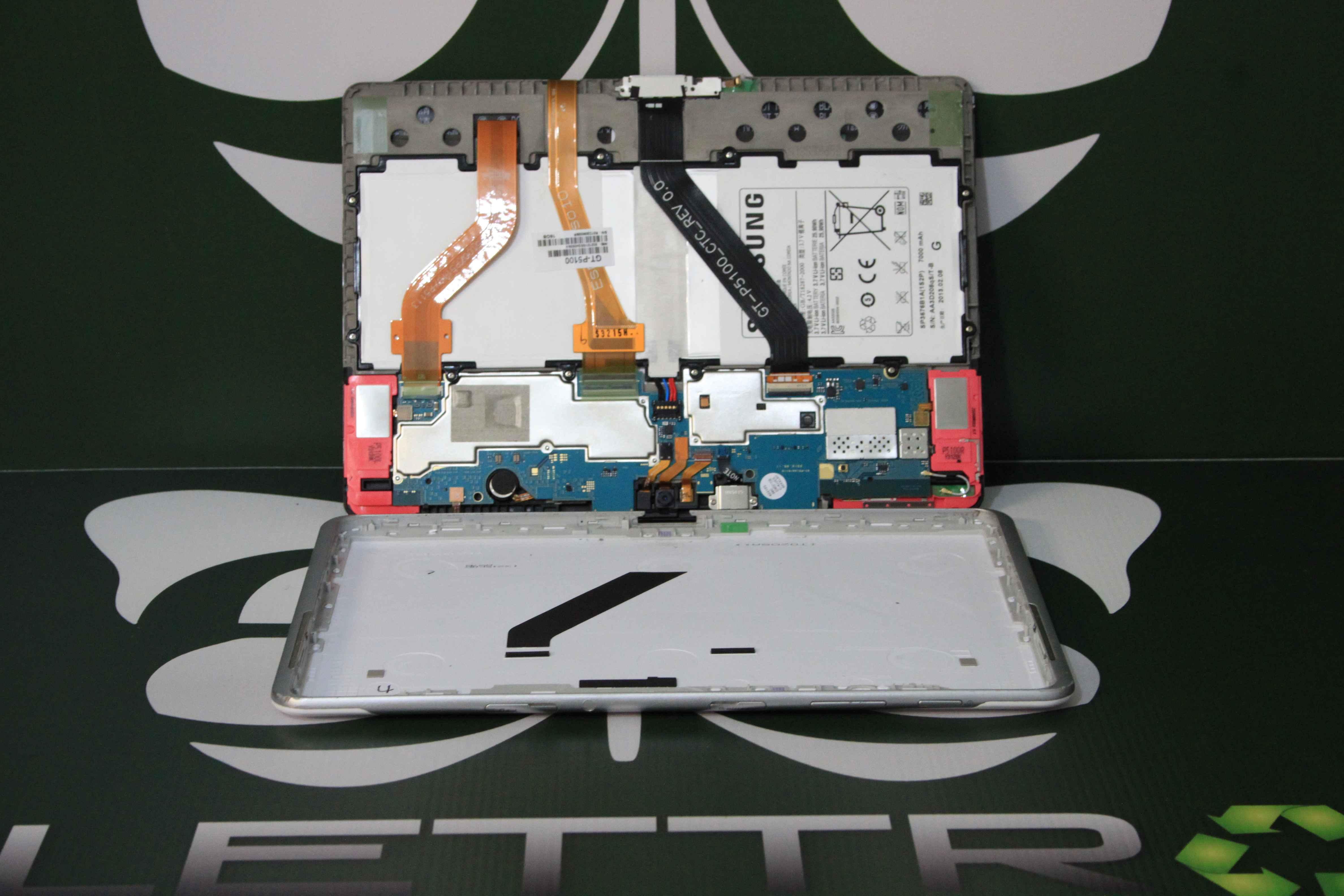 Samsung galaxy tab schermo rotto o connettore usb rotto - Riparare porta usb ...