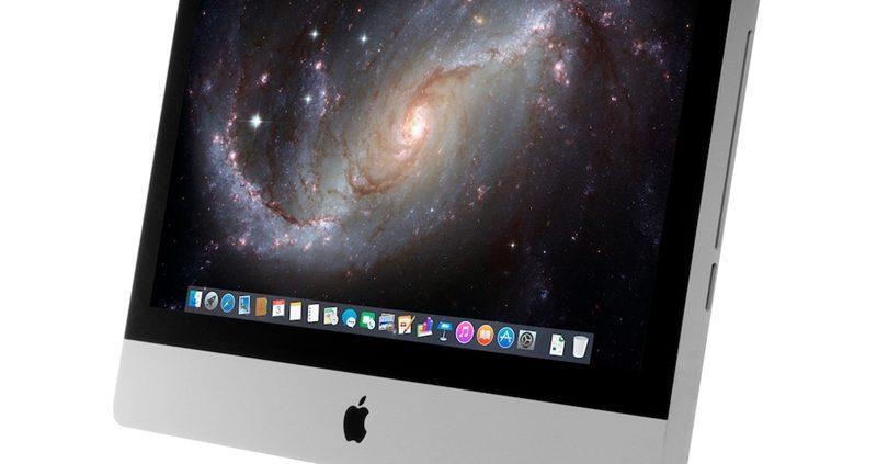 """Riparazione scheda logica iMac 24"""""""