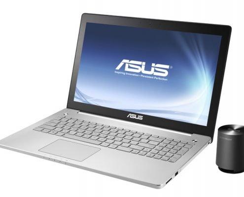 Riparazione portatile Asus N550