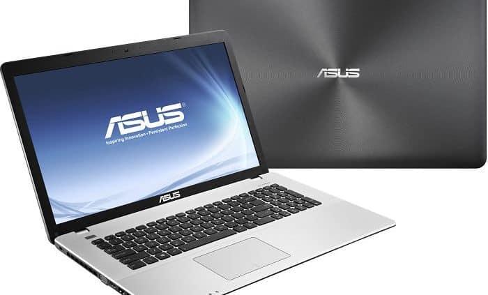 Riparazione portatile Asus X750