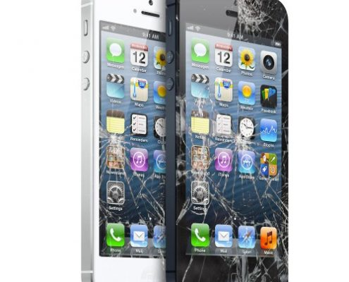 Sostituzione display e vetro rotto Apple iPhone