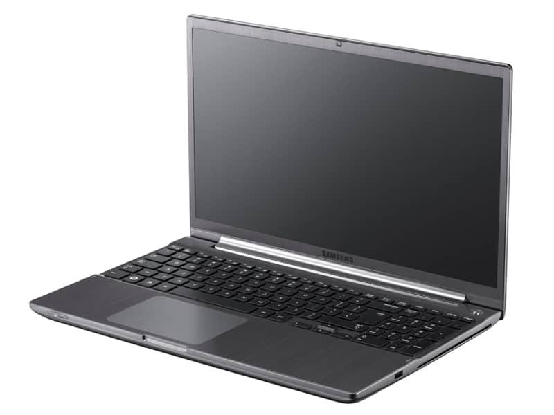 Riparazione portatile Samsung Serie 7