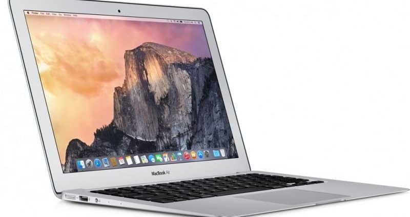 Riparazione scheda madre Apple Macbook Air