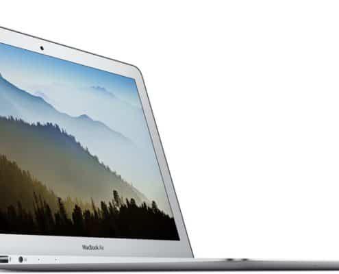 Sostituzione schermo Apple Macbook Air
