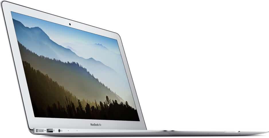 Sostituzione e riparazione schermo Apple Macbook Air