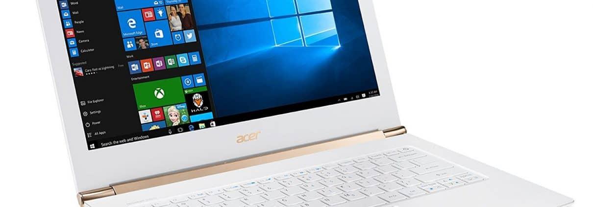 Riparazione e assistenza notebook Acer Aspire S13