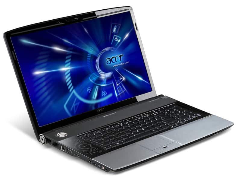 Riparazione portatile Acer Aspire 8930G